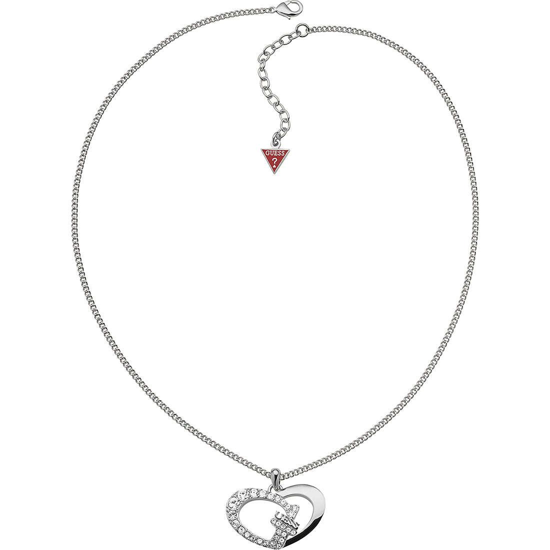 collana donna gioielli Guess UBN11480