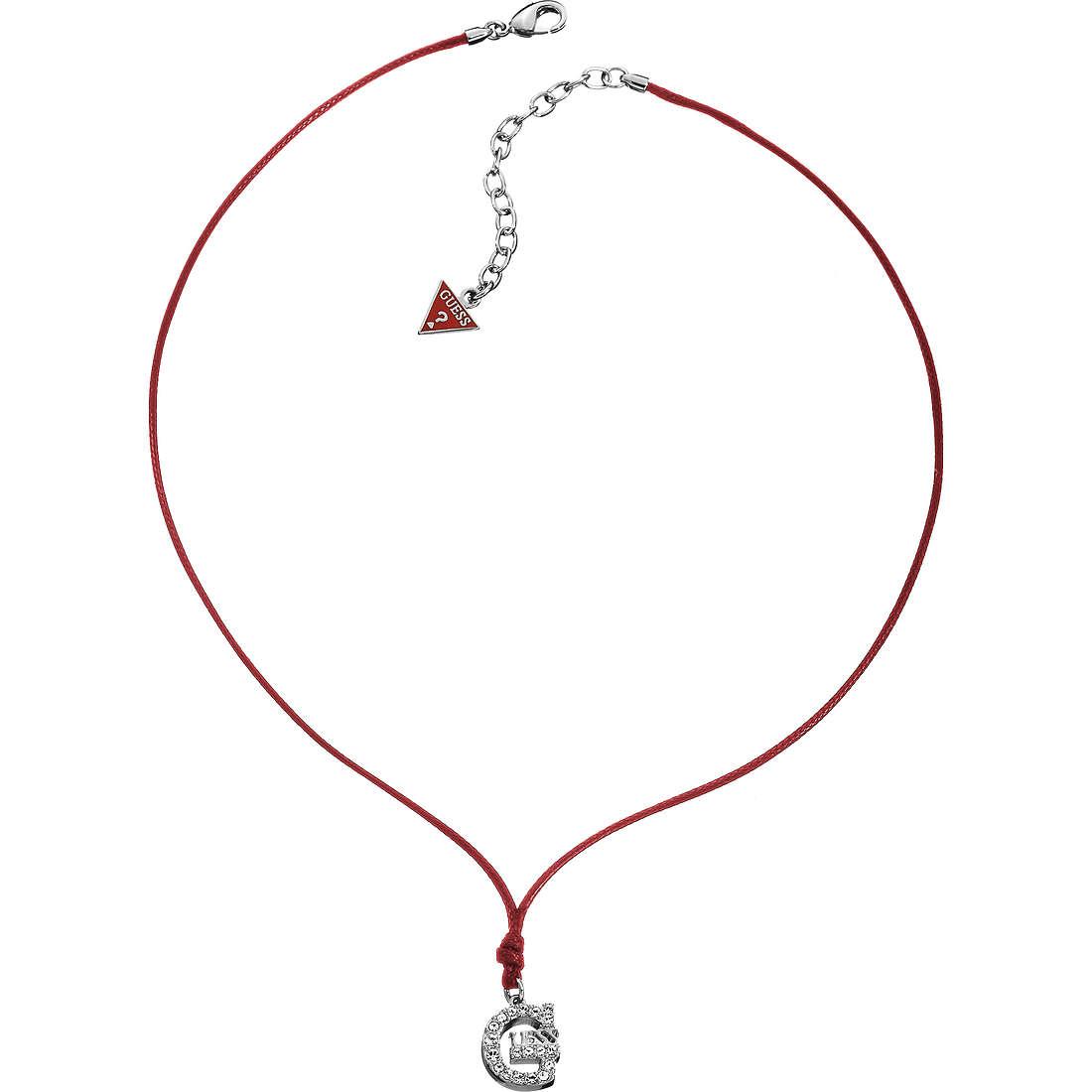 collana donna gioielli Guess UBN12107
