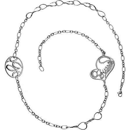 collana donna gioielli Guess UBN12701