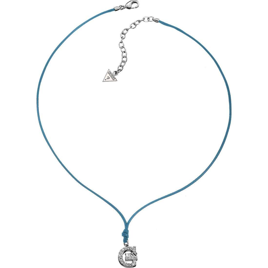 collana donna gioielli Guess UBN21202