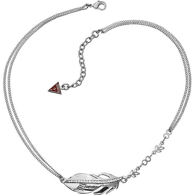 collana donna gioielli Guess UBN21311