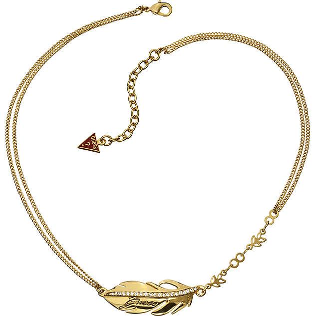 collana donna gioielli Guess UBN21312