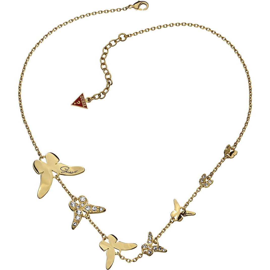collana donna gioielli Guess UBN41308