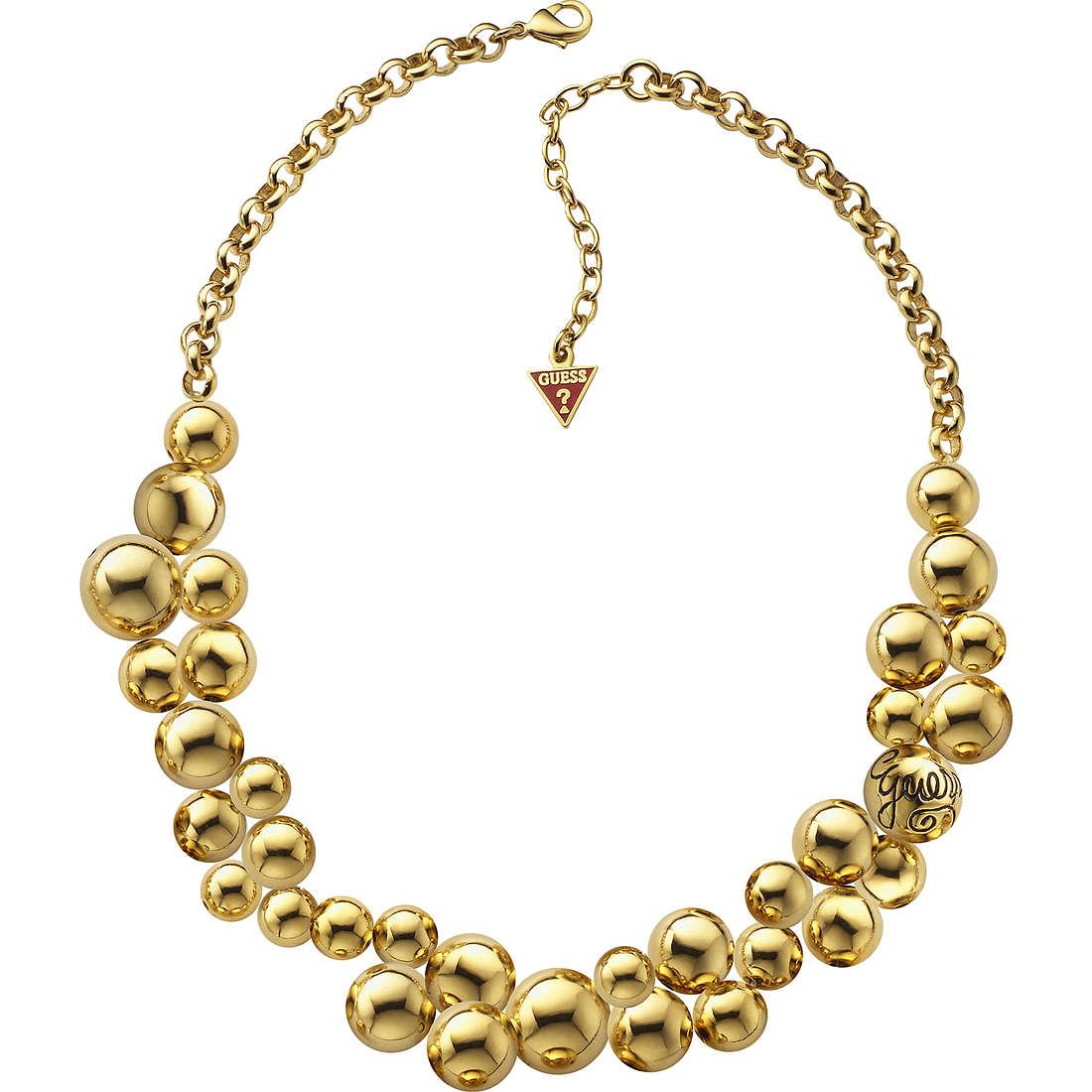 collana donna gioielli Guess UBN71274