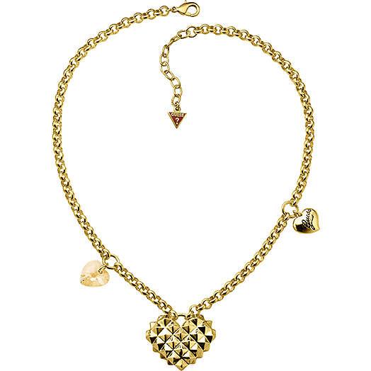 collana donna gioielli Guess UBN71278