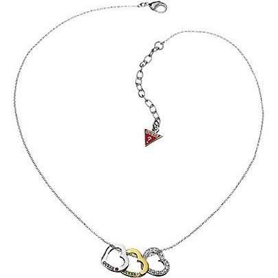 collana donna gioielli Guess UBN81084