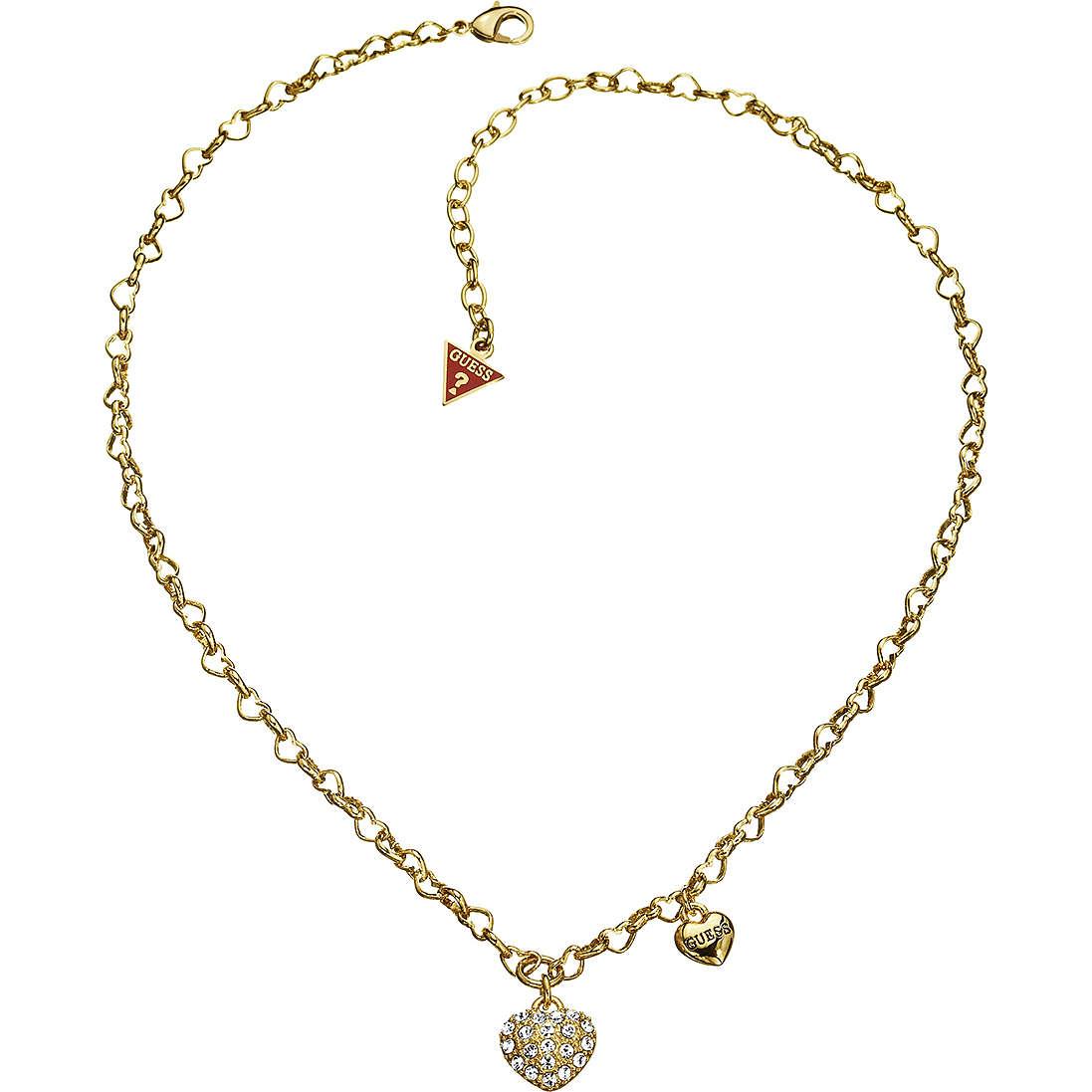 collana donna gioielli Guess UBN81195