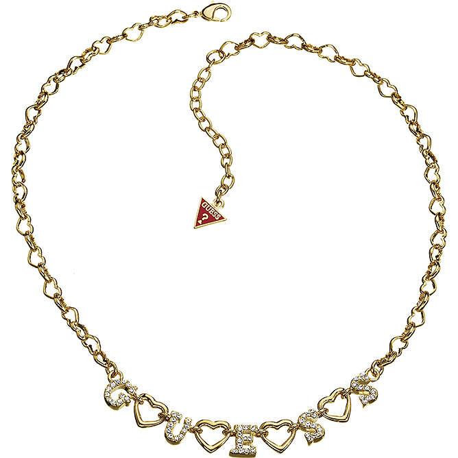 collana donna gioielli Guess UBN81198