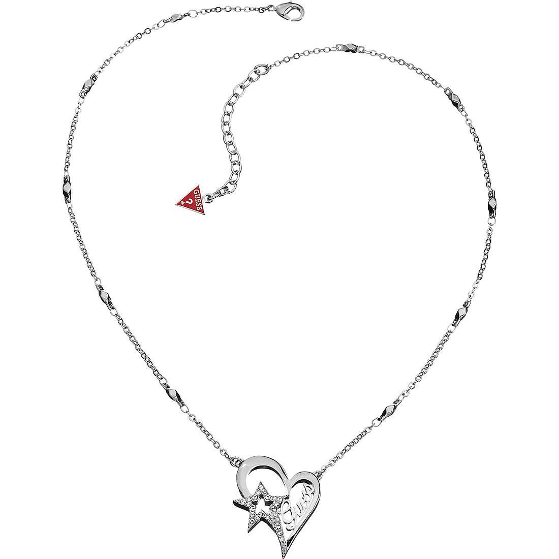 collana donna gioielli Guess UBN81303