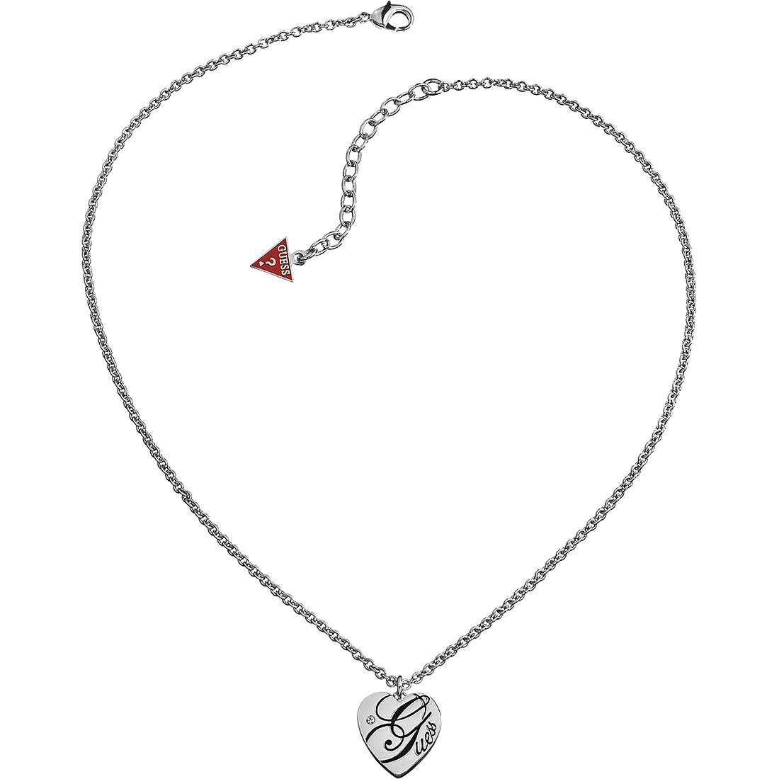 collana donna gioielli Guess UBN81314