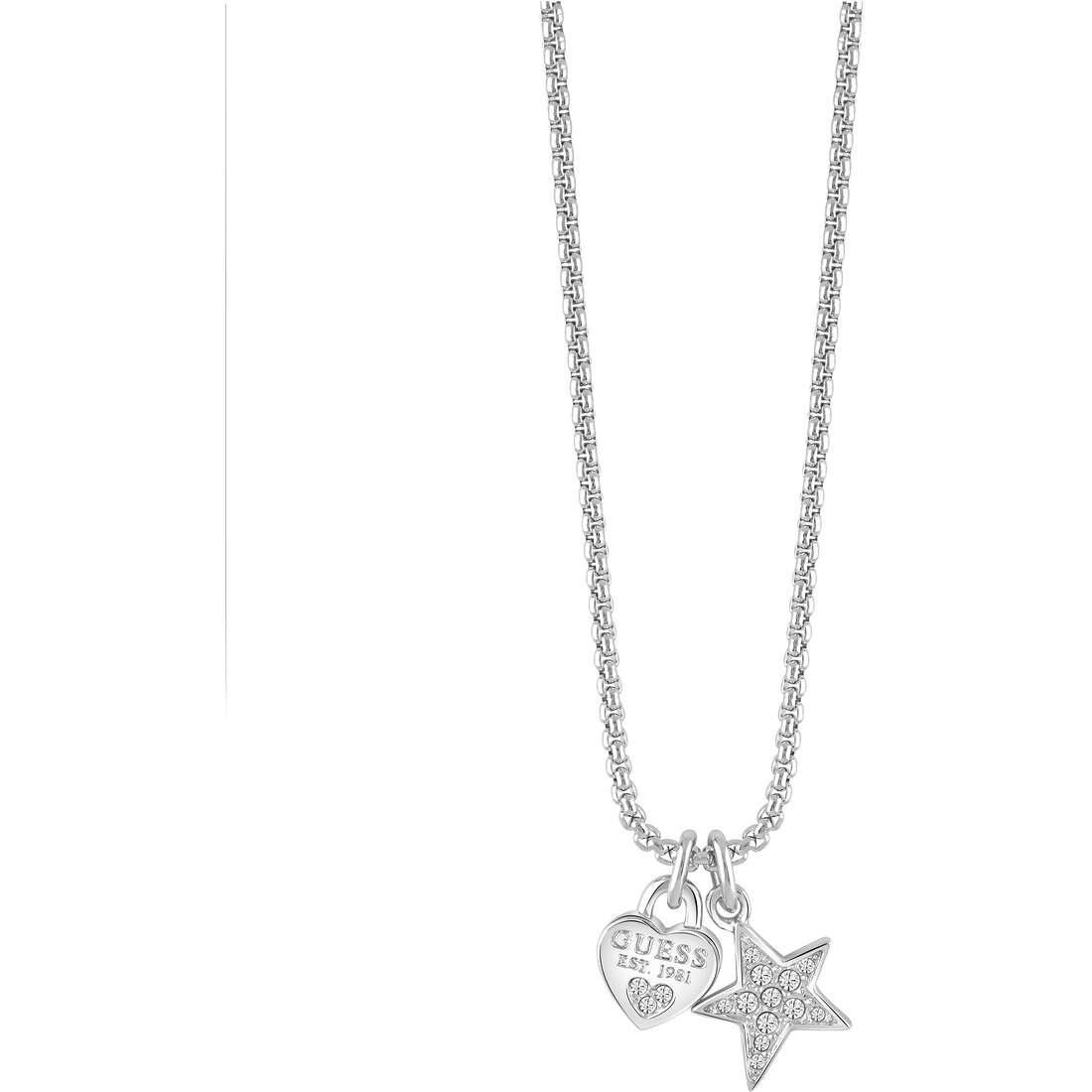 collana donna gioielli Guess UBN82092