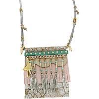 collana donna gioielli Le Carose Boho Chic BOCOLBOR7