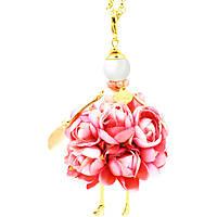 collana donna gioielli Le Carose Fiorelline CAFIO31