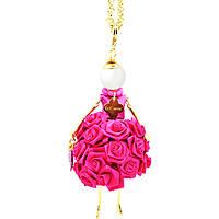 collana donna gioielli Le Carose Fiorelline CAFIO36