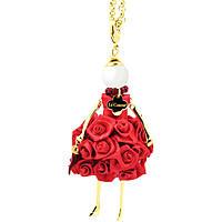 collana donna gioielli Le Carose Fiorelline CAFIO38