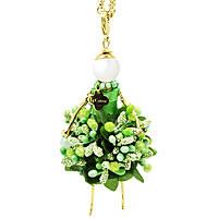 collana donna gioielli Le Carose Fiorelline CAFIO40