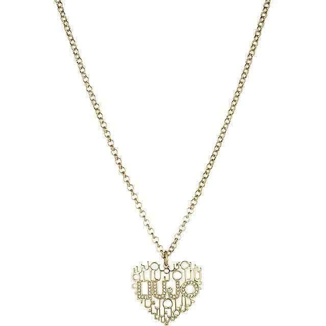 collana donna gioielli Liujo Brass LJ823