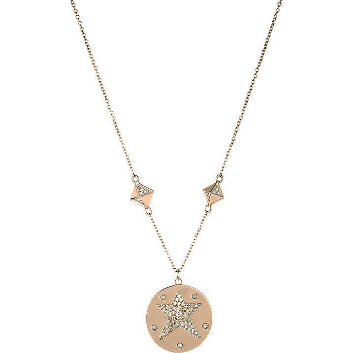 collana donna gioielli Liujo Brass LJ838