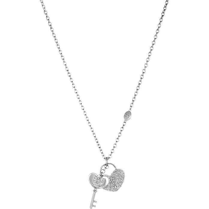 collana donna gioielli Liujo Brass LJ840