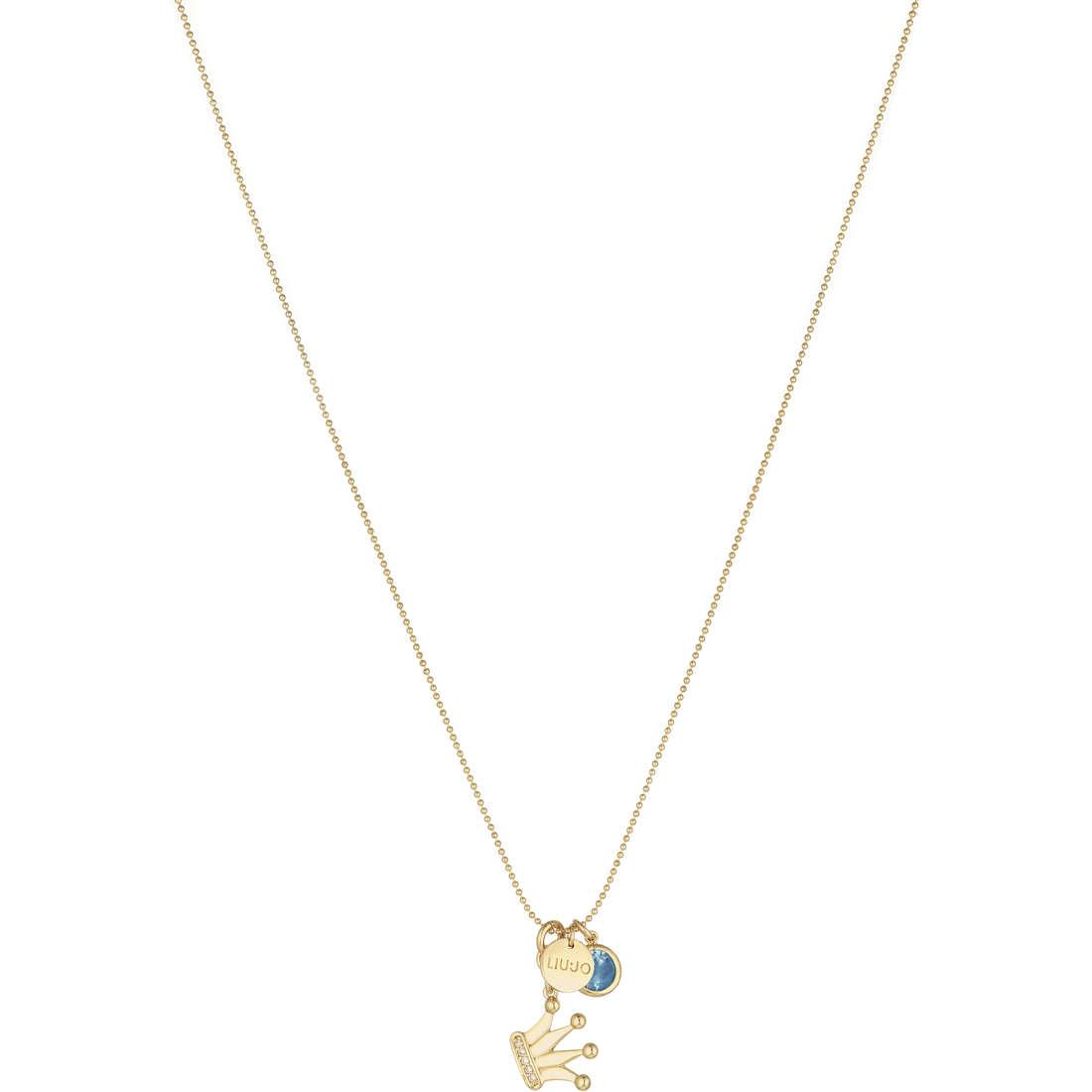 collana donna gioielli Liujo Destini LJ934