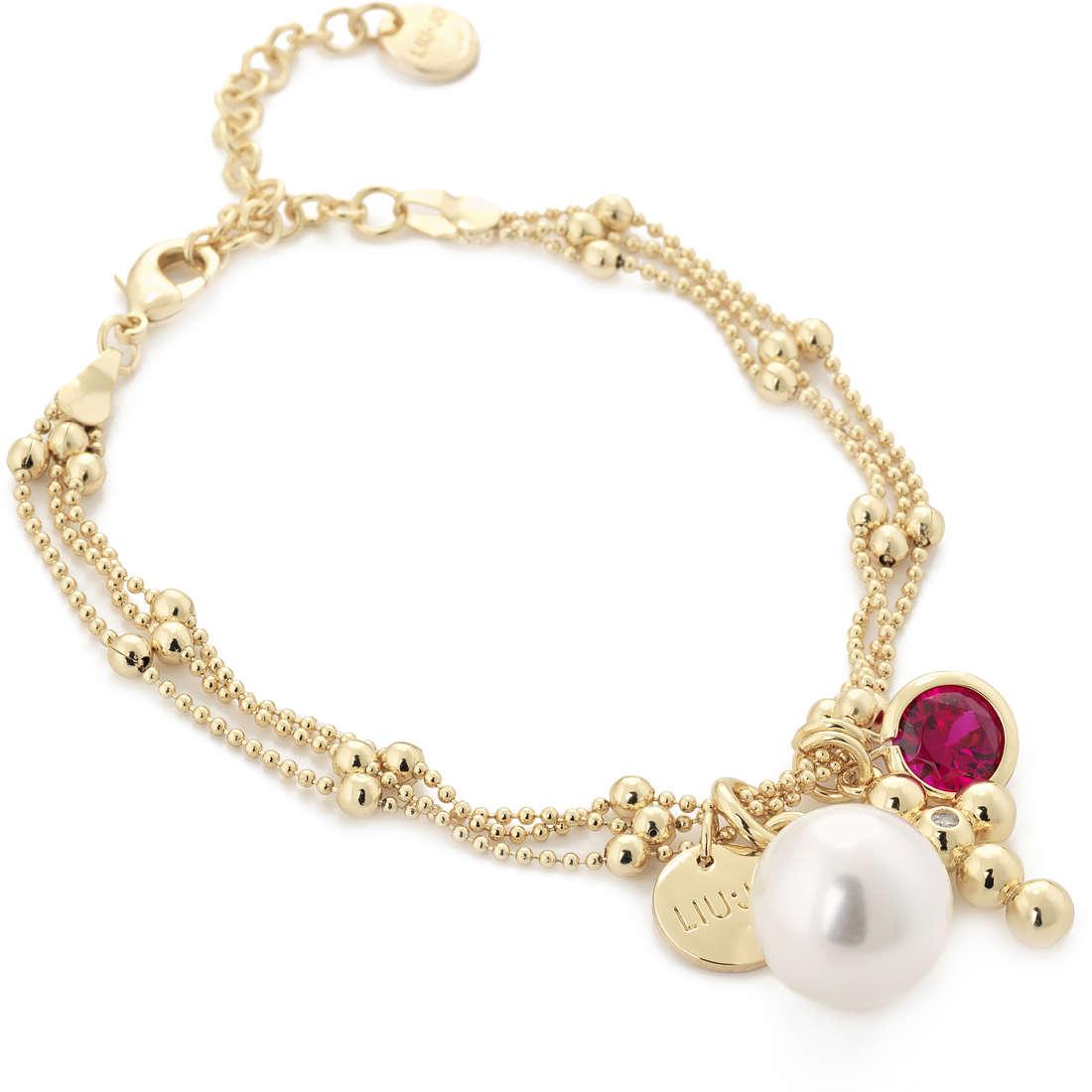 collana donna gioielli Liujo Destini LJ938