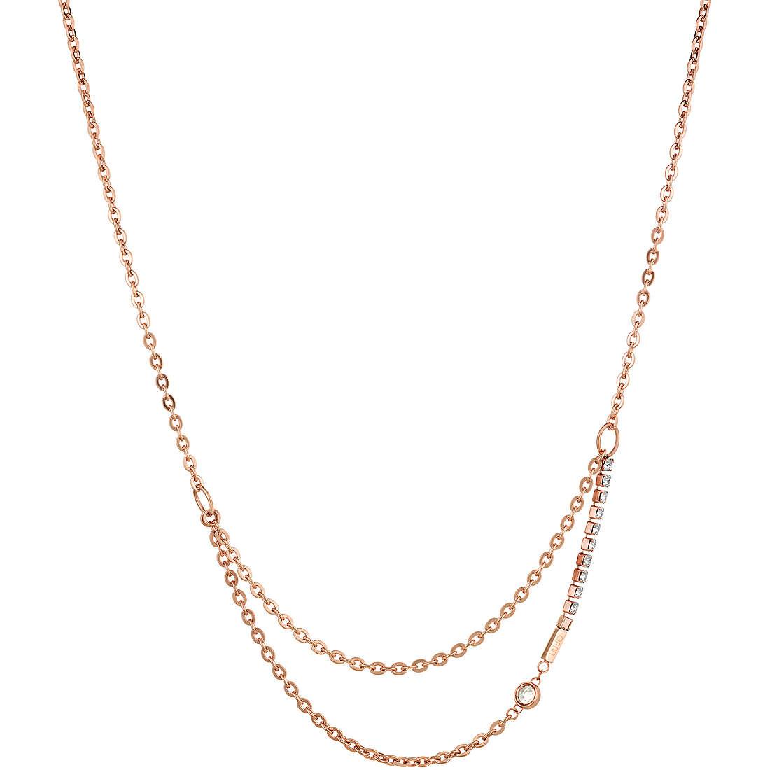 collana donna gioielli Liujo LJ1317