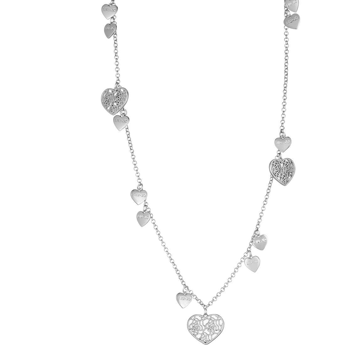 collana donna gioielli Liujo Trama LJ906