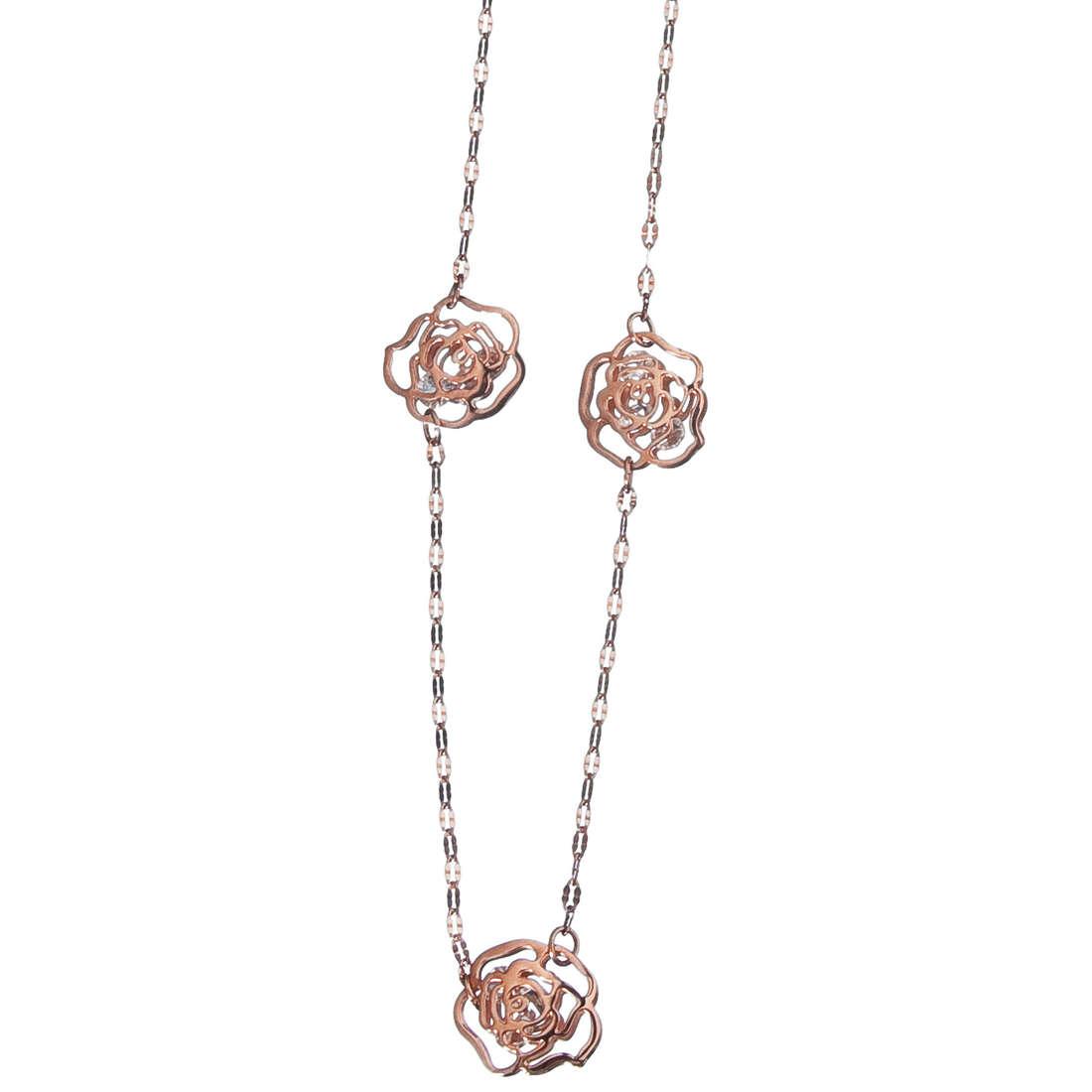 collana donna gioielli Marlù Chic 4CO0099R