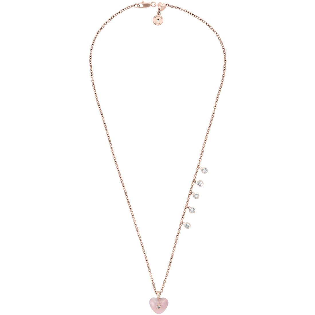 collana donna gioielli Michael Kors Fashion MKJ6098791