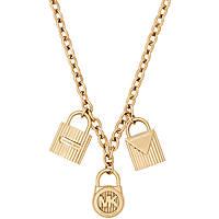 collana donna gioielli Michael Kors Logo MKJ6821710