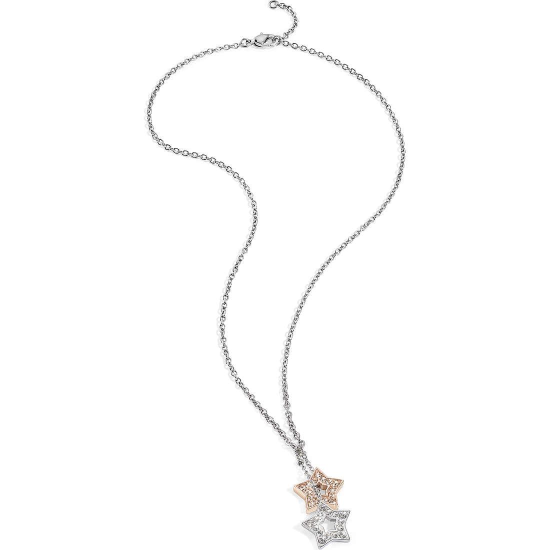 collana donna gioielli Morellato Abbraccio SABG02