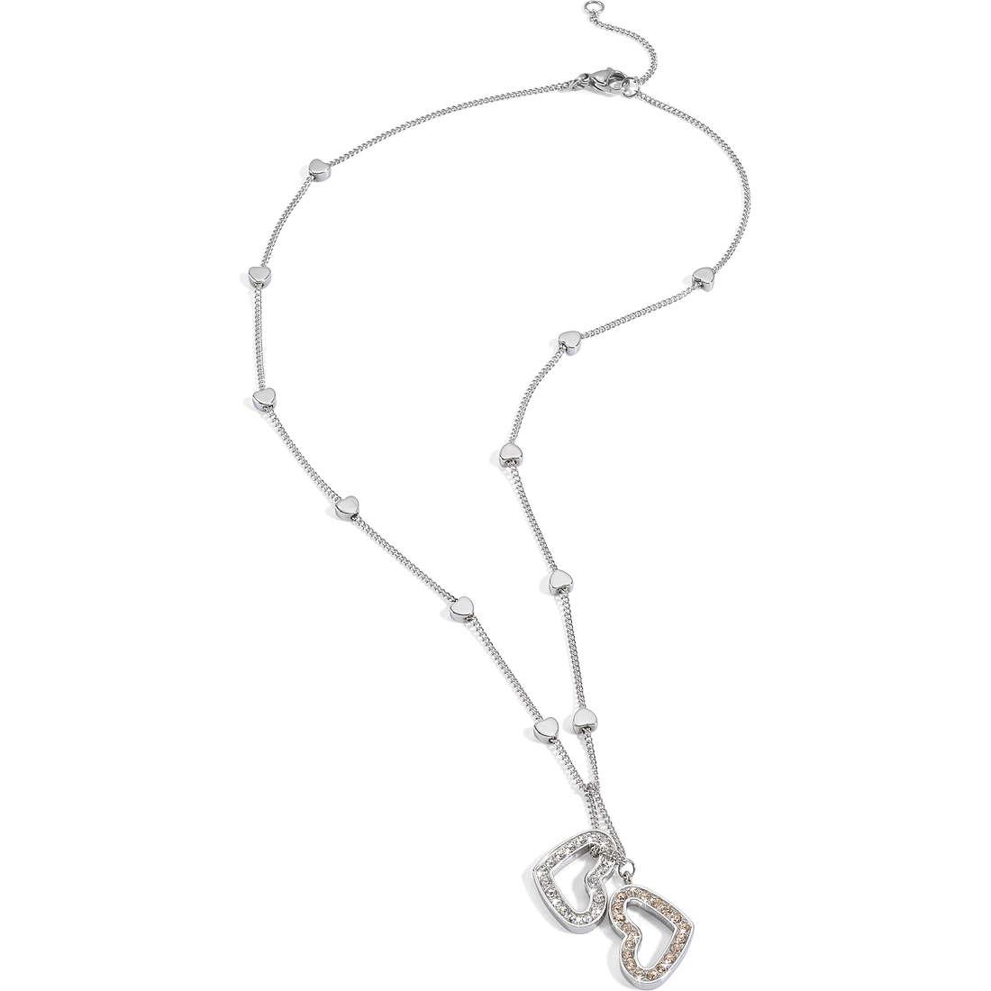collana donna gioielli Morellato Abbraccio SABG04