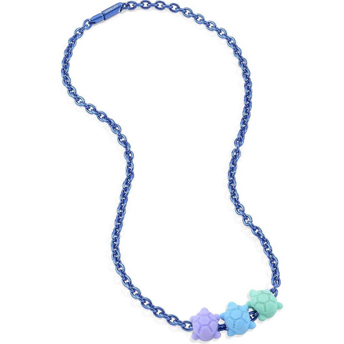 collana donna gioielli Morellato Drops Colours SABZ192