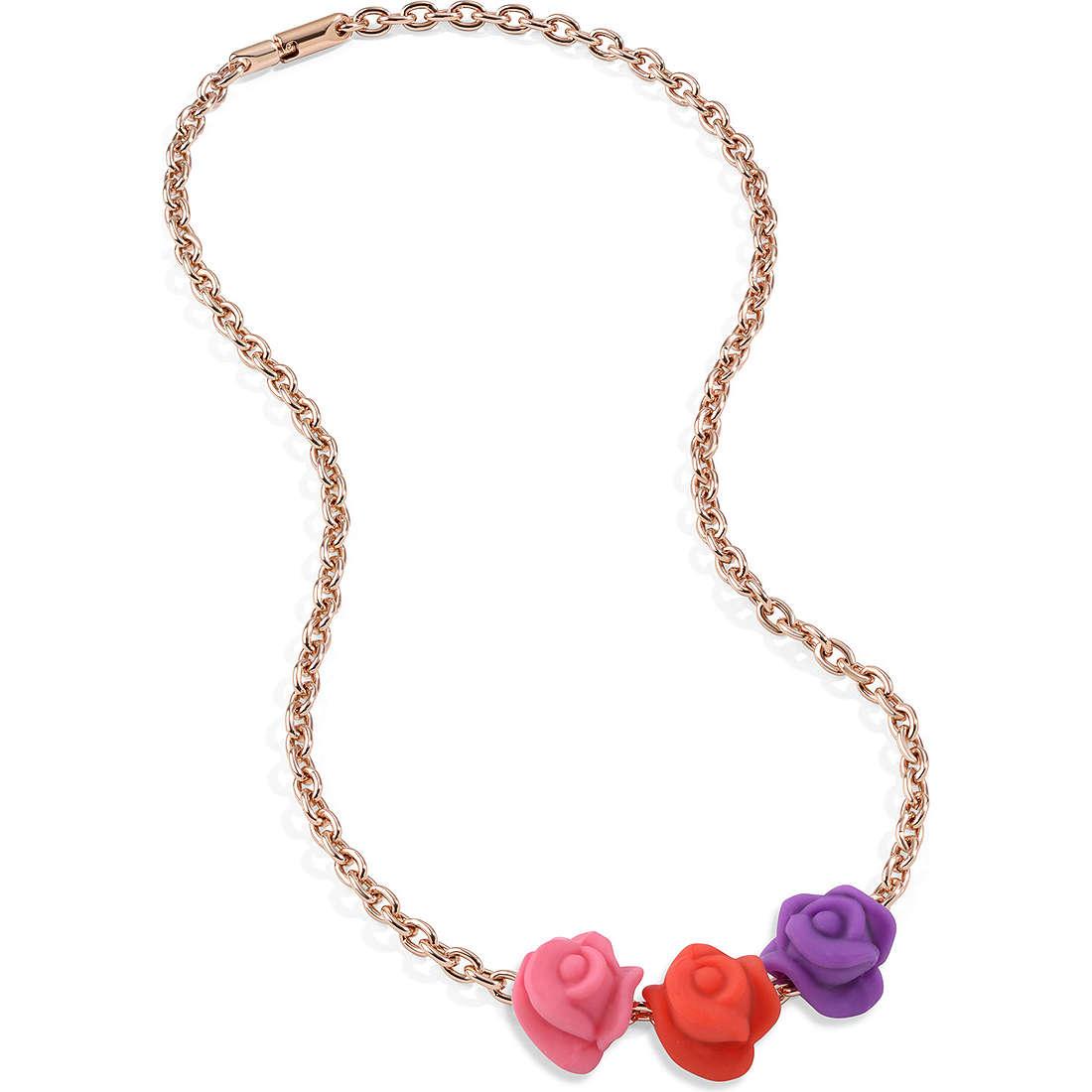 collana donna gioielli Morellato Drops Colours SABZ193