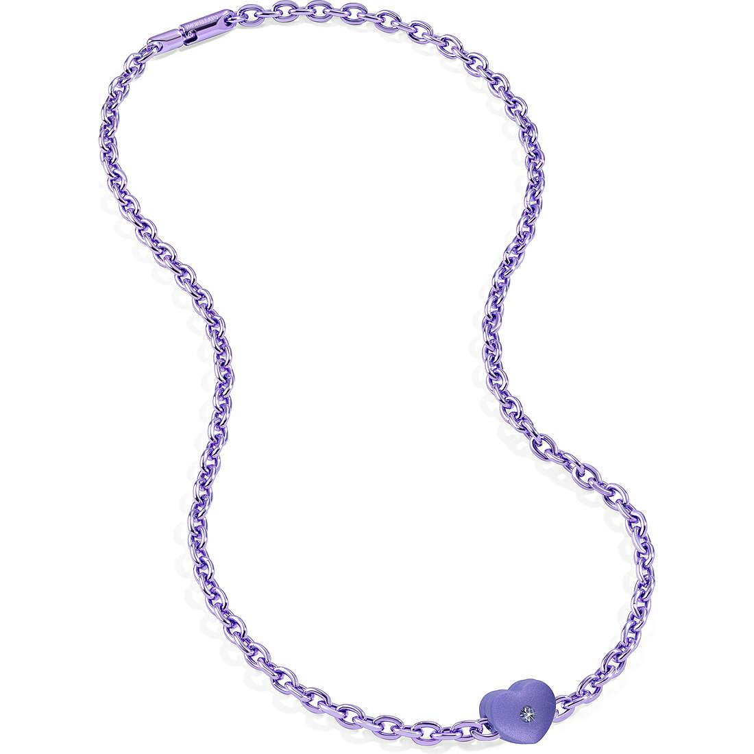 collana donna gioielli Morellato Drops Colours SABZ286