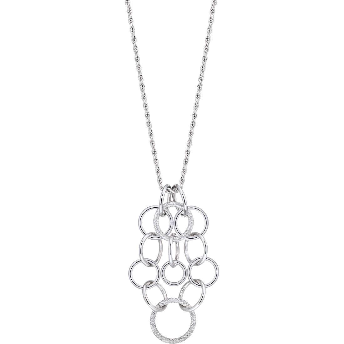 collana donna gioielli Morellato Essenza SAGX04