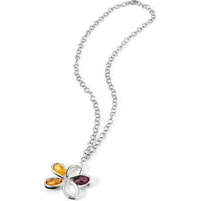 collana donna gioielli Morellato Fleur SIQ02
