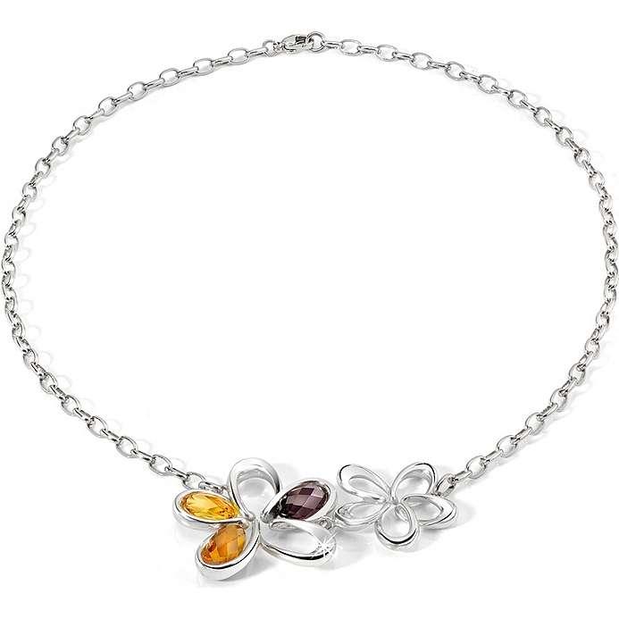 collana donna gioielli Morellato Fleur SIQ08
