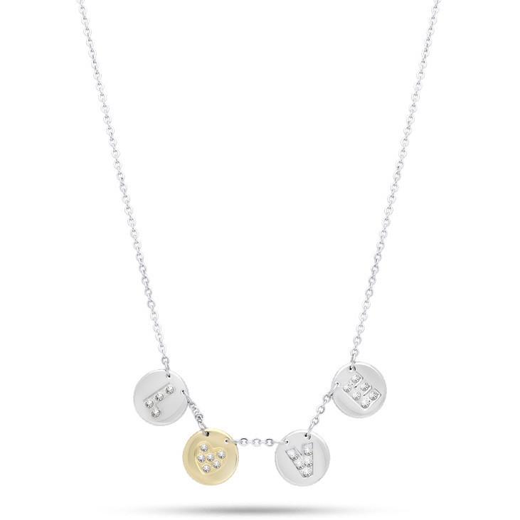 collana donna gioielli Morellato Monetine SAHQ01