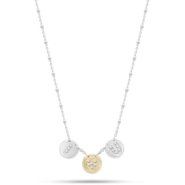collana donna gioielli Morellato Monetine SAHQ02