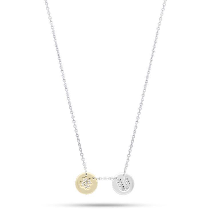 collana donna gioielli Morellato Monetine SAHQ03