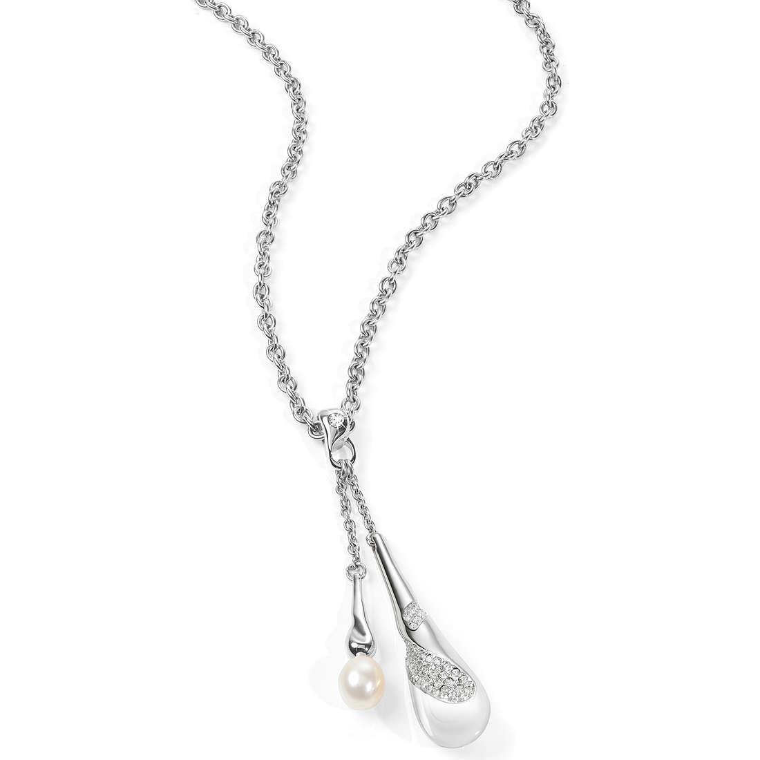 collana donna gioielli Morellato Perla SXU09