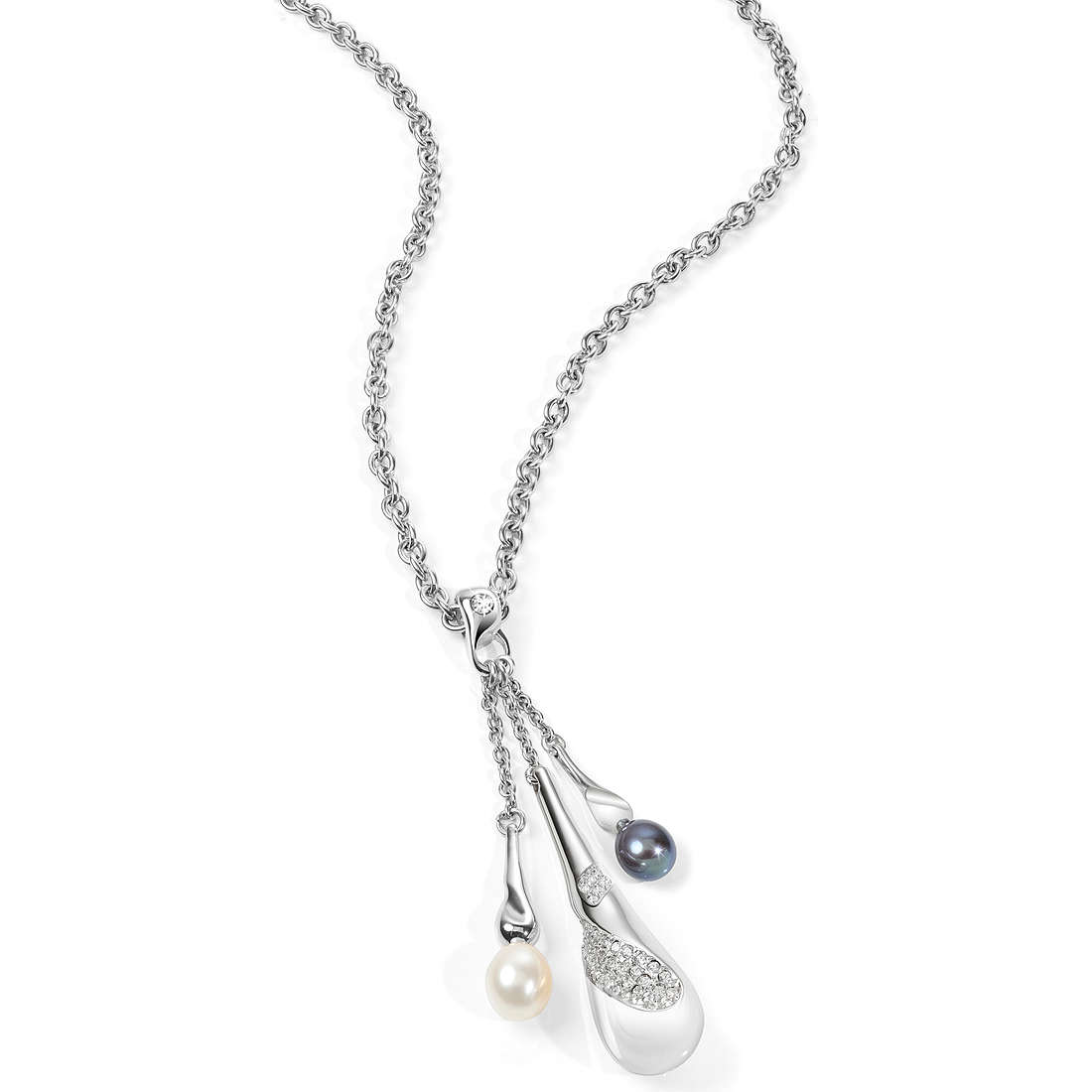 collana donna gioielli Morellato Perla SXU10