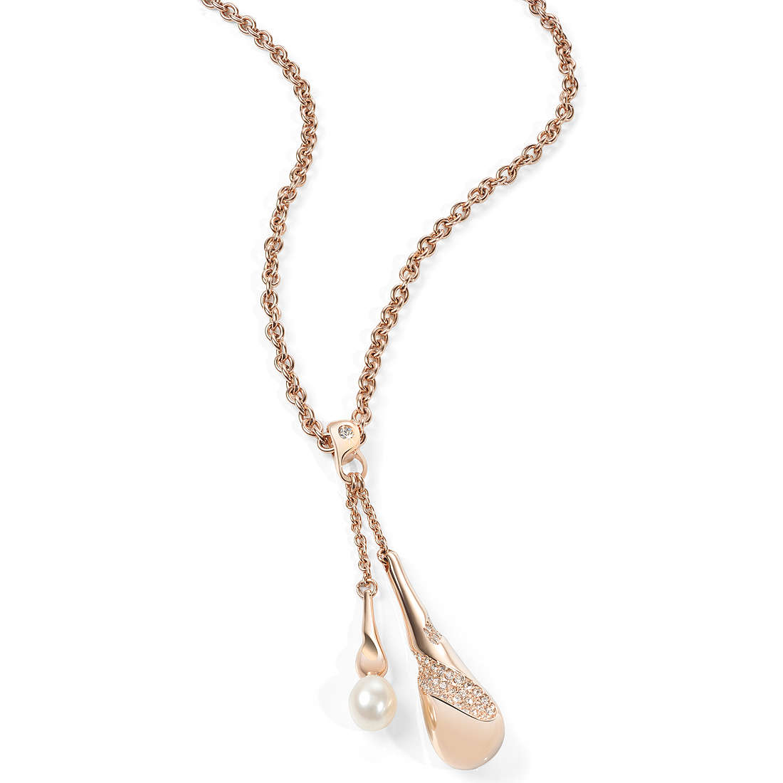 collana donna gioielli Morellato Perla SXU18