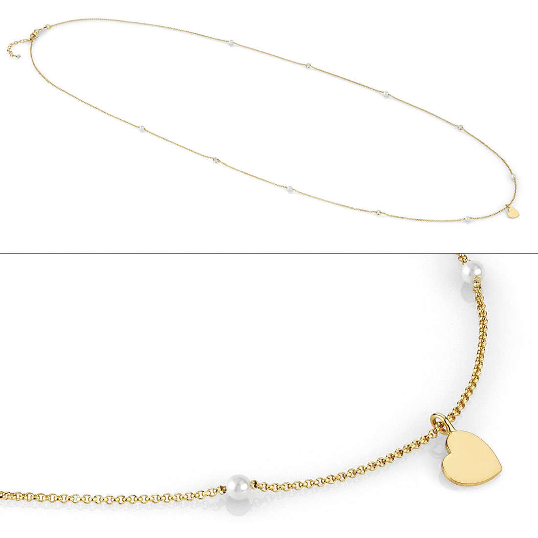 collana donna gioielli Nomination 142642/019