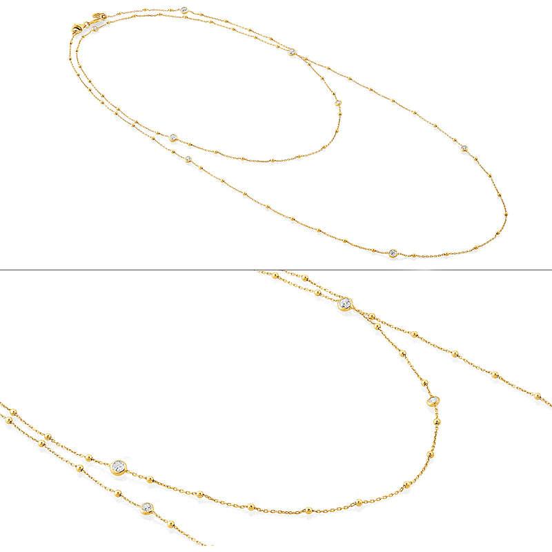 collana donna gioielli Nomination Bella 142623/012