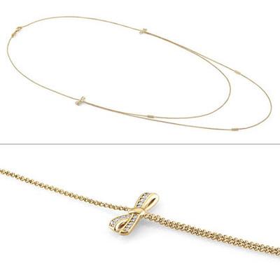 collana donna gioielli Nomination Mycherie 146306/012