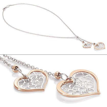 collana donna gioielli Nomination Romantica 141520/011