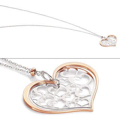collana donna gioielli Nomination Romantica 141521/011