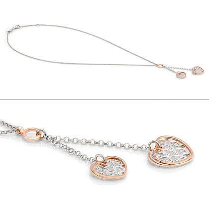 collana donna gioielli Nomination Romantica 141541/004